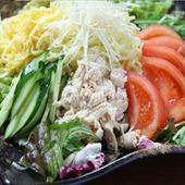 北海ラーメンサラダ(620円)