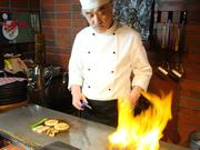 ステーキ膳所 アクワラングIMURA