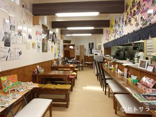 函館朝市 味の一番の料理・店内の画像2