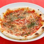 ペペロンチーノピザ