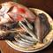 北海焼き魚も楽しめます