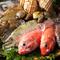 朝水揚げされた魚を当店提携の目利き人が競り落とし、即空輸☆