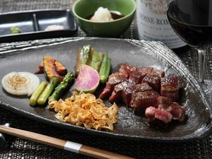 広島牛ヒレステーキ