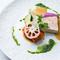 椿 美食御膳 クーポンご利用で200円OFF、1800円(税別)でプチデザート、コーヒー付き 要予約(ランチ)