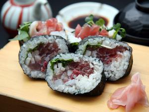 寿司一番人気・ごちゃ巻