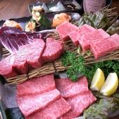 最高級の食材と心を込めた接客で、至福の時間をお過ごしください