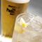 生ビールはプレミアムモルツ&角ハイボール各種オススメ