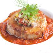 旬の素材を使ったお肉料理やお魚料理