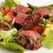 ※要予約 「飛騨牛もも肉のタリアータ 季節の野菜と一緒に」