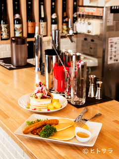 Cafe&Bar HACHIの料理・店内の画像2
