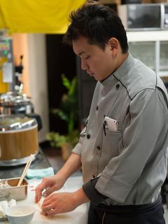 中華料理にほれ込み、ひたむきに中華の道を歩んできた15年