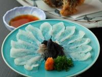 日替わり新鮮魚介の旬のお刺身
