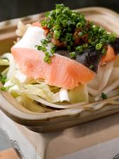 鮭ちゃんちゃん焼/エビ黄身クリーム焼/ホッケ/ブリカマ