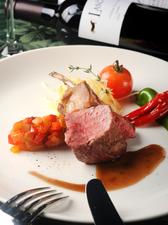 コース内 肉料理 おすすめの一品(写真は一例です)