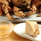 素材の良さが活きる『毛ガニ』と味を引き立てる絶品カニ酢