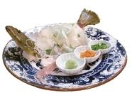 海鮮刺盛(2~3人前)