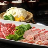 わんぱくセット 4410円 お肉たっぷり600g以上!