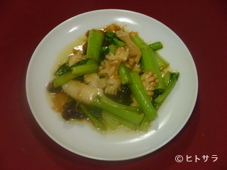 中国料理 松野の料理・店内の画像2