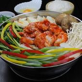 ホルモン鍋(大) Giblets Hot Pot ( L)
