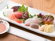 旬の魚を旬な時に食べられる贅沢を…。