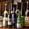 オーナー直々に酒蔵で選び抜いたお酒が並びます