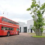 ロンドンバスが登場。