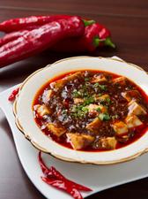 四川風激辛麻婆豆腐