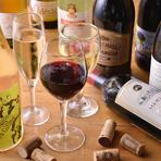 デートの始まりはスパークリングワインで乾杯☆