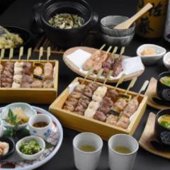 美神鶏の特製水炊きを気軽にお楽しみください。
