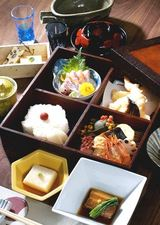松花堂弁当(無量寿・ターフル)