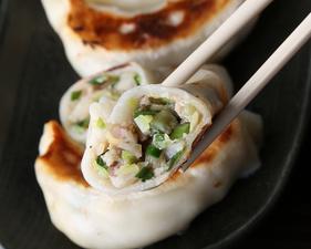多福楼焼き餃子(5個)