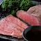 お肉の旨みが凝縮『志方特製ローストビーフ』