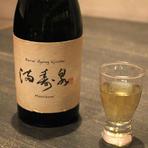 満寿泉  オーク樽熟成貴醸酒
