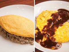 糸島の旬と当店人気の糸島つまんでご卵を使ったオムライス堪能コース
