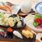 旬の鮮魚と江戸前寿司
