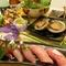 四季折々の旬の素材を使った料理をご堪能ください