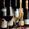 ワインやシャンパンを各種取り揃えております
