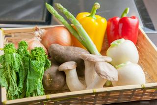 野菜ソムリエ厳選の季節野菜