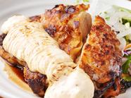 濃厚な旨味の『鶏南蛮』