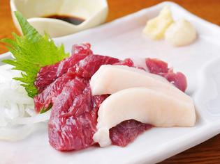 新鮮で美味しい『熊本直送馬刺し赤身』