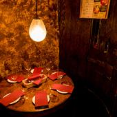 スタイリッシュな個室空間が全16種! おしゃれ肉バル