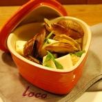 ムール貝とアサリの白ワイン蒸し