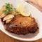 牛フィレ肉のカツレツ