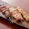 鶏串、豚葱串、牛串の『おすすめ串』