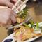 シンプルななかに職人の技を最大限に表現した、正統派の日本料理