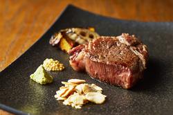 A5鹿児島産黒毛和牛フィレ肉を抜群な雰囲気の中でお楽しみ下さい!