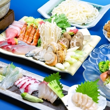 【忘新年会におすすめ】選べるお鍋コース<飲み放題付> 4000円