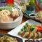 沖縄の食材を使った創作料理もご堪能ください