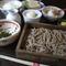 小さな和食とお蕎麦がセットになった『みやび膳』