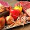 野菜やワインなど、素材にこだわった絶品イタリアン